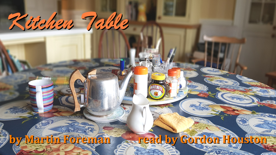 Kitchen Table by Martin Foreman